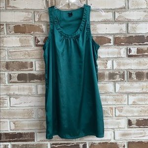 Forever 21 • Satin Tank Dress Sz L